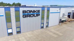 Bonke Group Produktiopnshalle