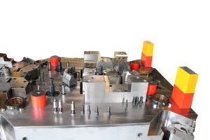 Werkzeugbau Fertigungsbeispiel