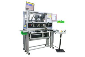 Vorrichtungsbau - Produktionsmaschine für die Automobilindustrie