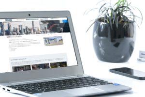 News neue Internetseite